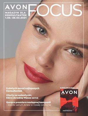 Pobierz Avon Focus 2/2021 w formacie pdf