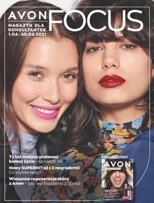 Pobierz Avon Focus 4/2021 w formacie pdf