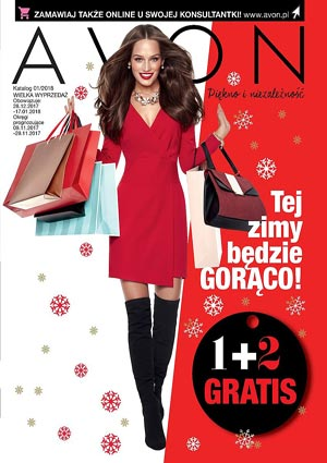 Pobierz katalog Avon 1/2018 w formacie pdf