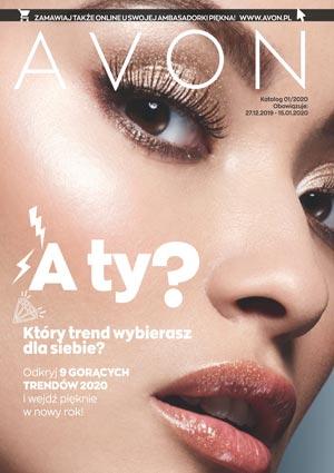 Pobierz katalog Avon 1/2020 w formacie pdf