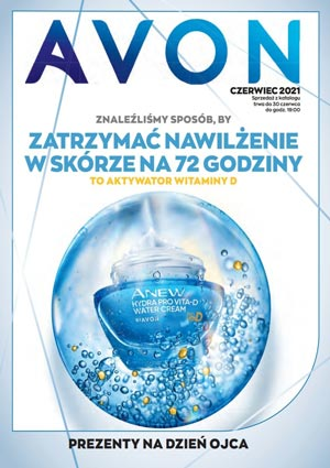 Pobierz katalog Avon kampania 6, czerwiec 2021 w formacie pdf