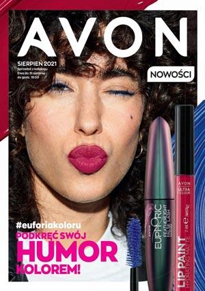 Pobierz katalog Avon kampania 8, sierpień 2021 w formacie pdf