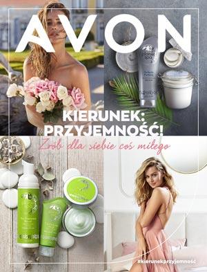 Avon Kierunek: Przyjemność! okładka pdf