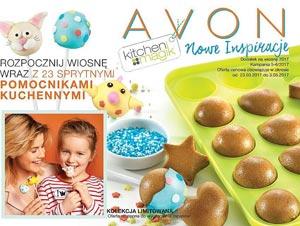 Avon Minikatalog 5-6/2017 Dodatek na wiosnę okładka pdf
