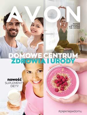 Avon Domowy Salon Urody 7-9/2020 pdf