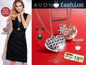 Avon Minikatalog 9/2018 Moda okładka pdf