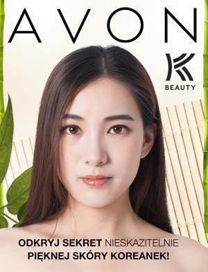 Katalog Avon K-Beauty okładka pdf