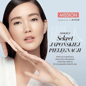Katalog Avon Mission okładka pdf